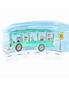 Busfahr'n