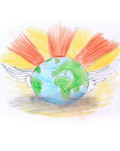 Meine Welt hat Flügel