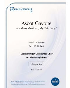 Ascot Gavotte