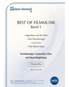 *Best Of Filmmusik Band 1*