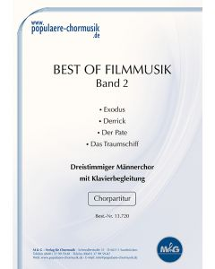 *Best Of Filmmusik Band 2*