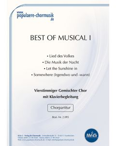 *Best Of Musical (Band 1)*