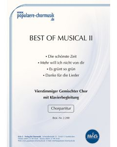 *Best Of Musical (Band 2)*
