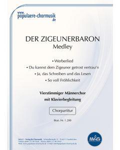 Der Zigeunerbaron (Melodienfolge)