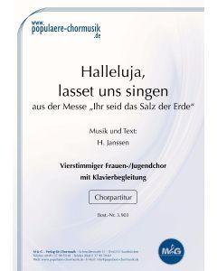 Halleluja, lasset uns singen