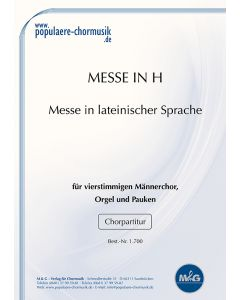 *Messe in h*