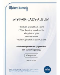*My-Fair-Lady-Album*