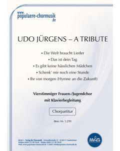 *Udo Jürgens – A Tribute*