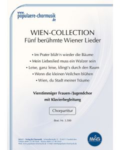 *Wien-Collection – Wien, Wien, nur du allein*