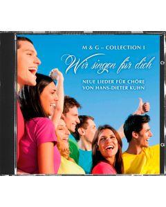 M & G-Collection - Wir singen für dich