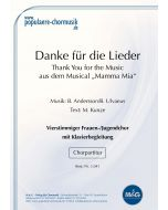 Danke für die Lieder - Thank You For The Music