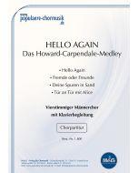 Hello Again - Das Howard Carpendale-Hit-Medley