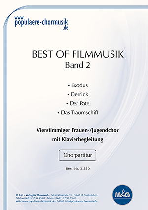 Titelblatt best of filmmusik 2